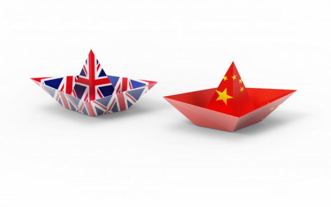 China ACUZĂ Marea Britanie: Sunt pur şi simplu minciuni şi calomnii