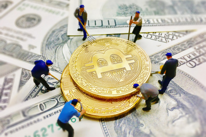 Criptomonezile pot fi surse de venit pentru bănci