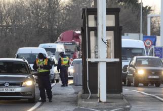Românii pot intra în Ungaria numai după două săptămâni de carantină