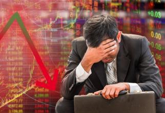 Bursa de la București a închis în scădere astăzi