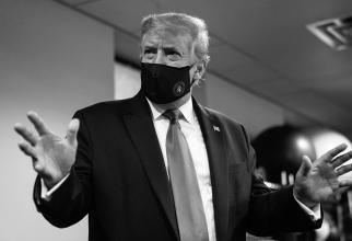 Trump a DECIS! A interzis o rețea de socializare timp de 45 de zile
