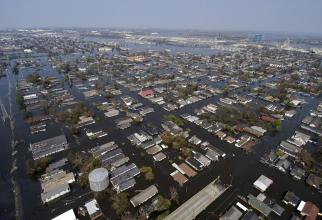 Inundații devastatoare sunt anunțate în cazul în care nivelul apelor va crește cu 3 sau 4 metri
