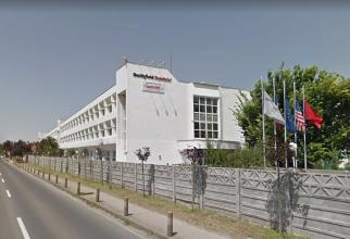 Abatorul Smithfield din Timișoara