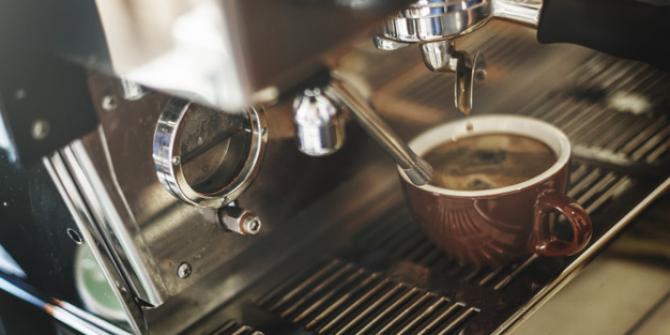 Oamenii beau mai puțină cafea în pandemie