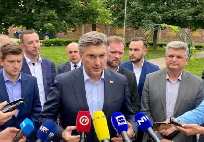 Premierul Croației este mulțumit