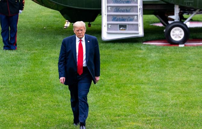 Donald Trump dat în judecată! Ce gafă a făcut