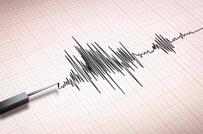 Cutremur în județul Buzău