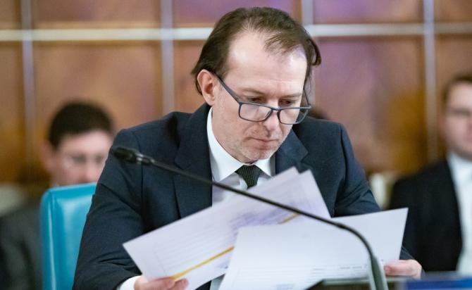 Cîțu: Guvernul nu va creşte taxele și nu va modifica taxa unică