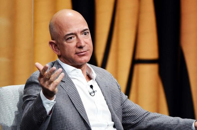Cu cât a crescut averea lui Jeff Bezos într-o singură zi