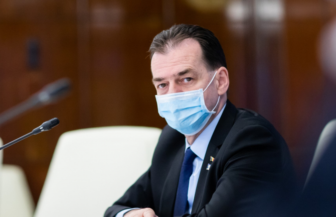 Premierul Ludovic Orban a oferit explicații