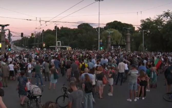 Protestatarii sunt nemilțumiți de modul în care este condusă țara