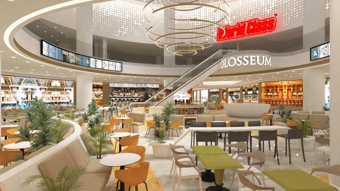 Deschiderea noului mall este amânată pentru anul viitor