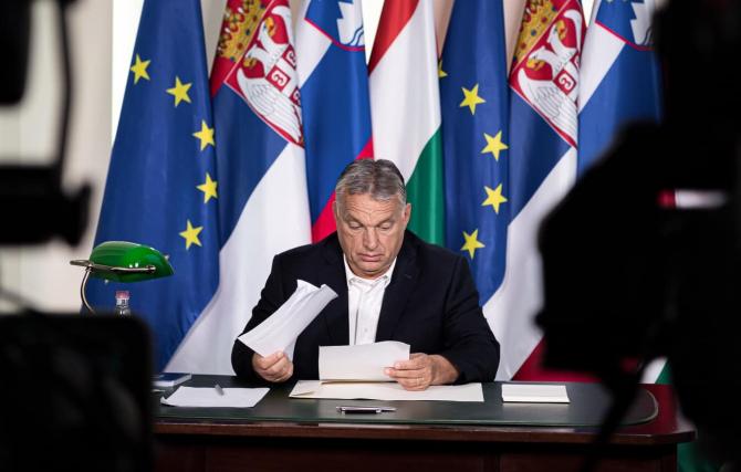 """Viktor Orban ACUZĂ Olanda: Vrea să """"pedepsească financiar"""" Ungaria"""