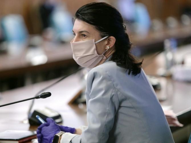 Violeta Alexandru: Am propus în ședința de Guvern majorarea alocaţiilor