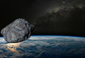 Asteroiduș 2018VP1 va ajunge pe 2 noiembrie