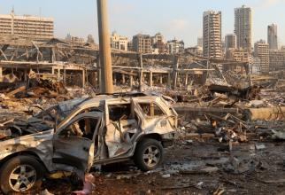 Explozie Beirut. Căpitanul navei Rhous, INTERVIU EXPLOZIV