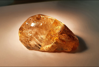 Noul diamant de 236 de carate descoperit în Siberia