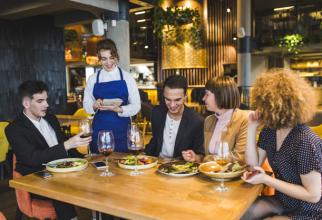Restaurantele și cafenelele din Giurgiu și alte 3 localități restricționate
