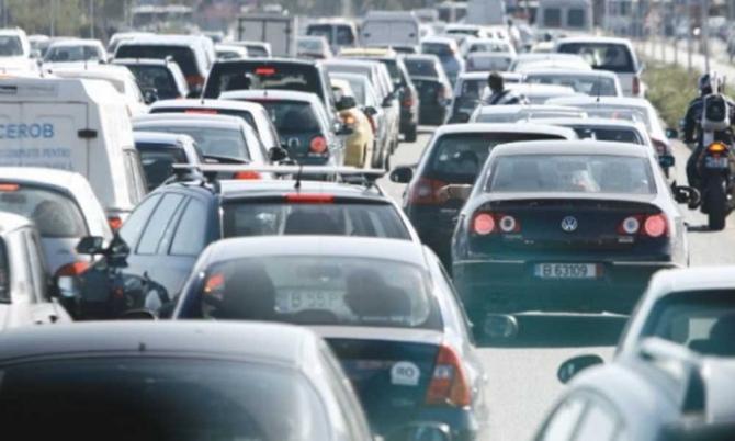 Registrul Auto Român a constatat că mașinile aflate în trafic sunt un dezastru