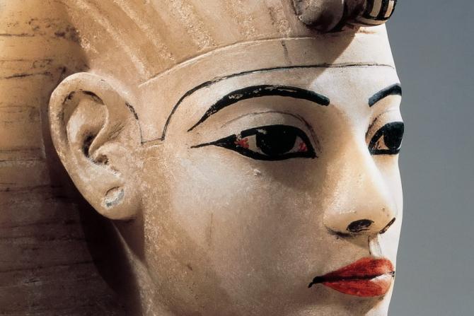 Fardurile egiptenilor aveau și un scop terapeutic