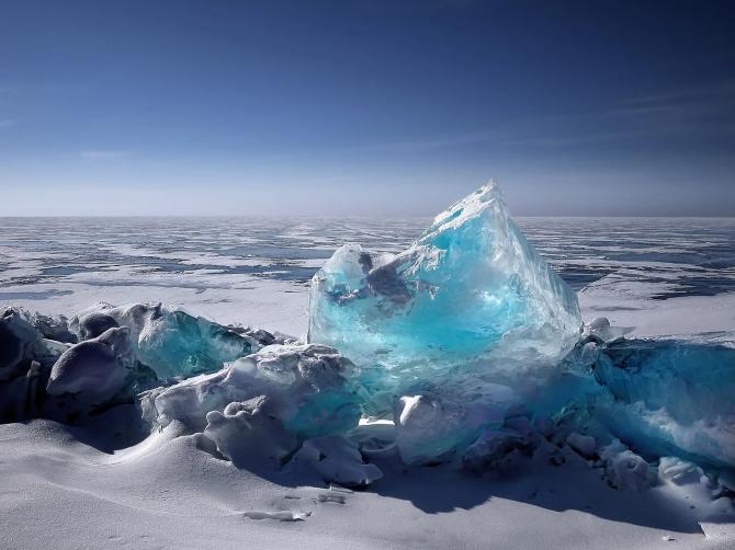 S-a stabilit care era temperatura medie în ultima epocă de gheață
