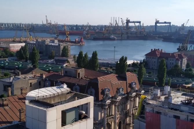 Portul Constanța / Foto: Matei Pavelescu