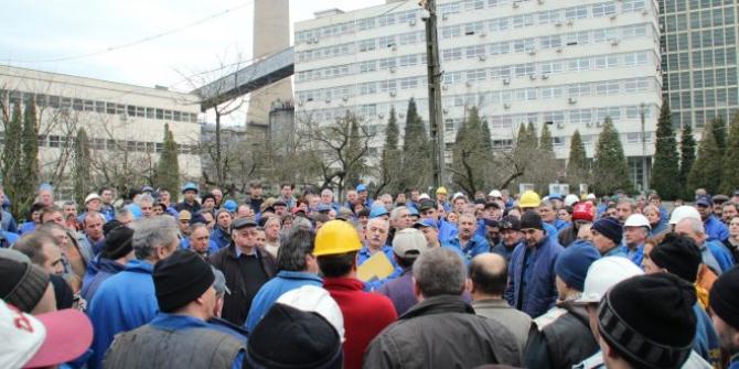 Protestul de la Mintia a fost suspendat