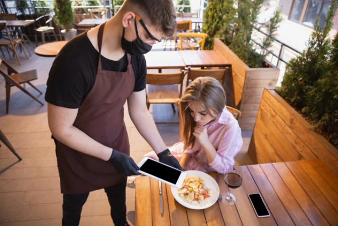 Restaurantele din Alba Iulia se închid din nou