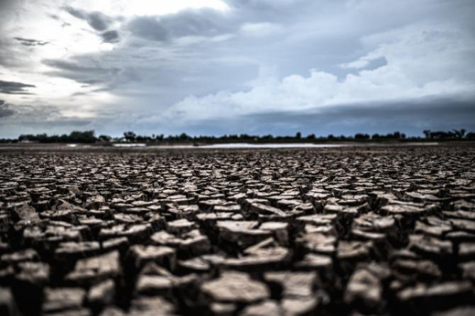 Seceta afectează grav rezervele de apă