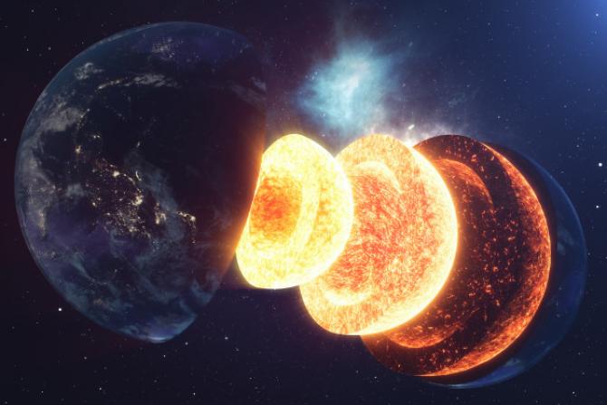 Ce VÂRSTĂ are NUCLEUL Pământului