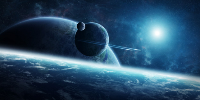 Deșeurile spațiale ar putea fi observate de la sol și în timpul zilei