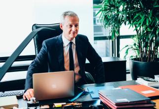 Ministrul francez al Economiei şi Finanţelor a fost testat pozitiv cu COVID-19