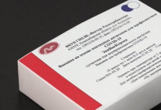 Rușii au mai scos un vaccin împotriva noului coronavirus