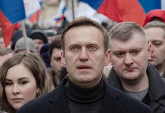 Rusia: Kremlinul este INSENSIBIL cu sancțiunile pentru Aleksei Navalnîi