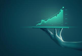 Bursa de Valori Bucureşti a deschis în CREȘTERE şedinţa