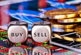 Bursa de Valori Bucureşti a deschis în CREȘTERE şedinţa de astăzi