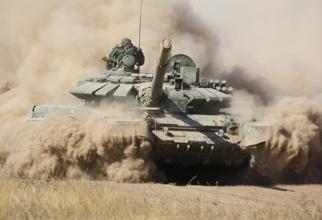Exercițiu militar Caucaz 2020