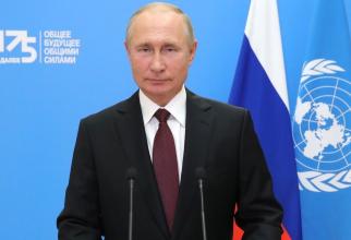 Președintele Rusiei a făcut puțină reclamă