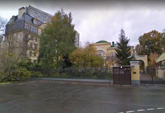 Reședința ambasadorului SUA la Moscova