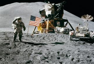 Poți telefona de pe Lună! NASA colaborare cu Nokia