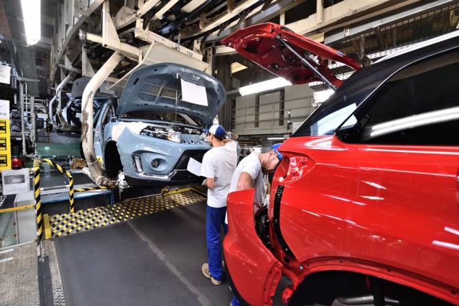 Suzuki Ungaria, optimism în privința vânzărilor