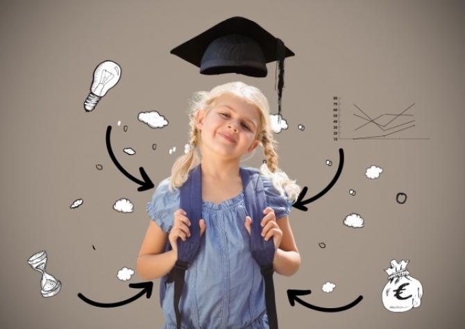 Copii au nevoie de educație financiară