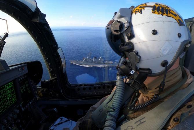 Avioanele de luptă chineze au intrat în spațiul Taiwanez. Ce a urmat