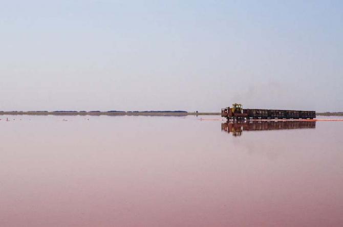 Lacul Burlinskoie