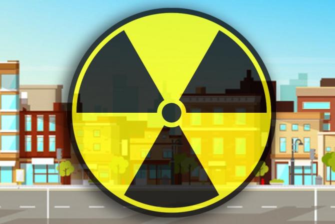 Centrale nucleare de cartier