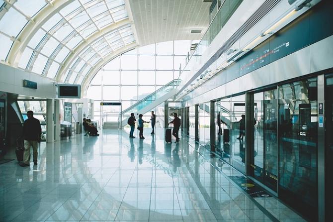 Totul se va întâmpla pe aeroport
