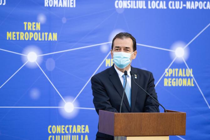 Orban, despre MĂSURILE DE RESTRICȚIE suplimentare