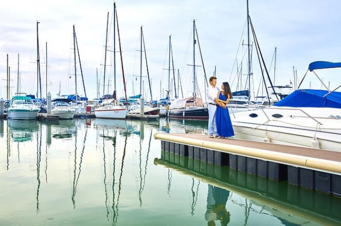 Fără petreceri și nunți pe apă