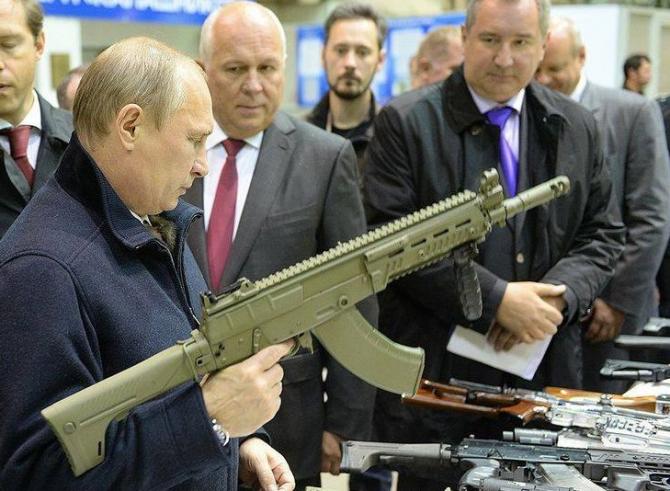 Vladimir Putin vrea garanții