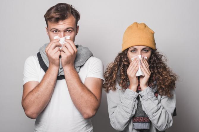 Covid-19. Pierderea mirosului, diferență majoră față de gripă